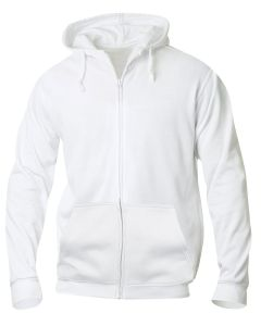 Sweater Hooded Full Zip Basic Clique 021034