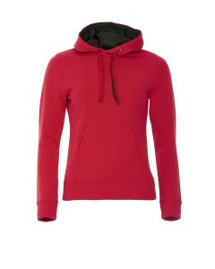 Sweater Hooded Classic Dames Clique 021042