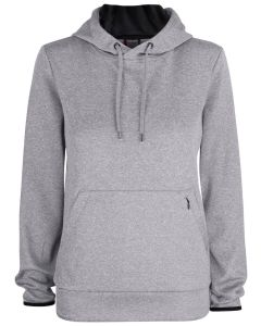 Sweater Hooded Polyester Oakdale Dames Clique 021063